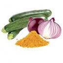 Courgettes à l'aigre-doux au Curry 450 g
